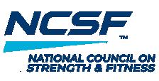 المجلس الوطني الأمريكي للقوة واللياقة البدنية NCSF